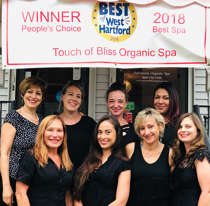 best of hartford spa